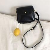 手機包小包包秋冬女小ck包黑色可愛手機網紅小黑包質感斜背小包百搭洋氣 限時熱賣