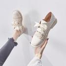秋款英倫風小香皮鞋秋季單鞋2020新款秋鞋平底日系jk鞋子百搭女鞋 【雙11】