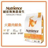 紐崔斯 無穀養生貓 火雞鯡魚1.13kg(A102E01-113)