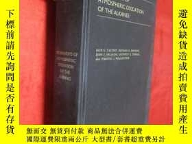 二手書博民逛書店Mechanisms罕見of Atmospheric Oxida