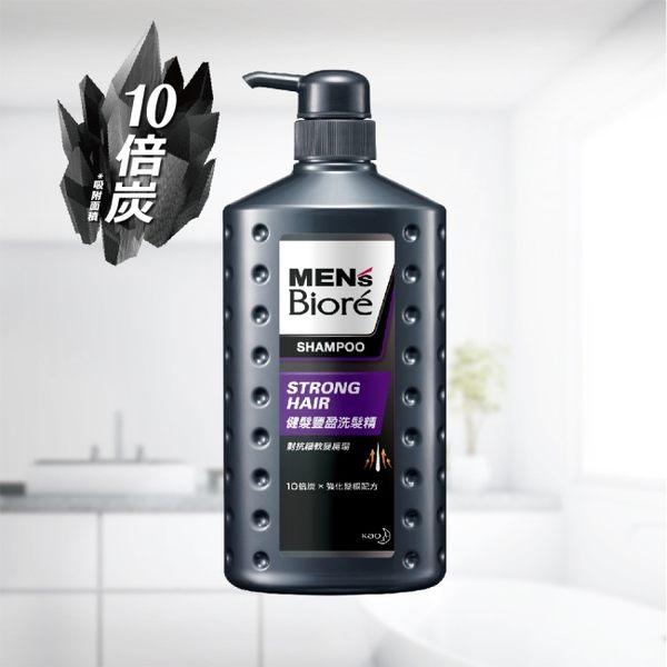 MENs Biore 健髮豐盈洗髮精750ml