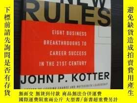 二手書博民逛書店The罕見New Rules:8 business breakt