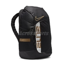 Nike 後背包 Elite Pro Basketball Backpack 黑 金 男女款 籃球 運動休閒 【PUMP306】 BA6164-013