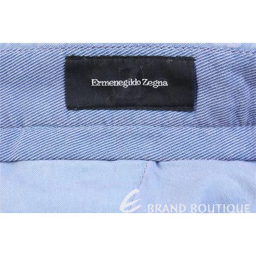Ermenegildo Zegna 休閒長褲(紫藍色) 0620278-27
