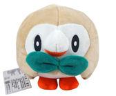 【卡漫城】 木木梟 16cm 絨毛 玩偶 ㊣版 寶可夢 神奇寶貝 Pokemon 娃娃 布偶 吊飾 裝飾 Rowlet