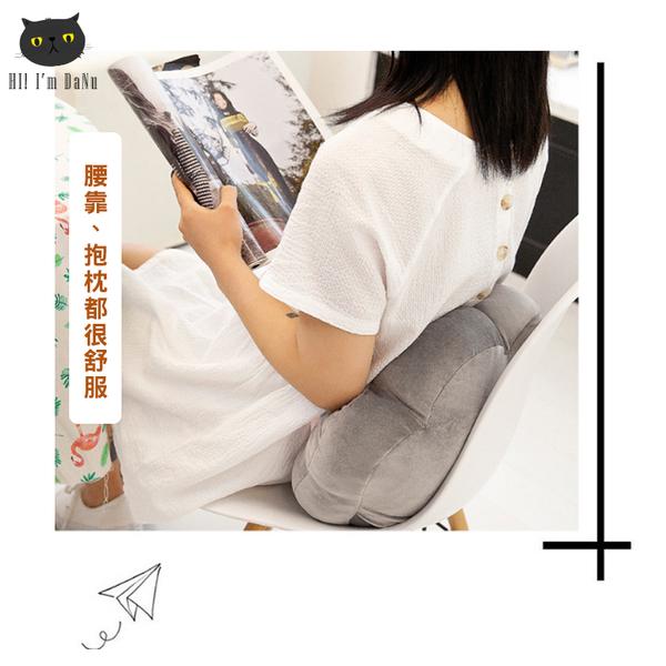 貓掌抱枕 貓爪 肉球 枕頭 靠墊 抱枕 空調毯子 午睡毯子 被子 抱枕毯 兩用枕 珊瑚絨毯【Z90917】