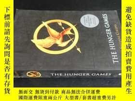 二手書博民逛書店The罕見Hunger GamesY5919 看圖 看圖