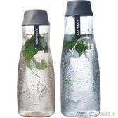 水杯塑膠便攜旗艦店隨手杯男女學生水壺戶外運動杯子 莫妮卡小屋