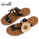[Here Shoes] 時尚可愛花朵 ...