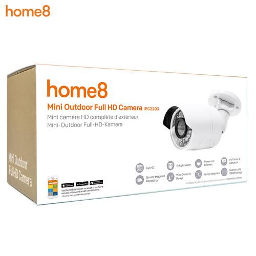home8 - IPC2203 - Full HD 1080P戶外型網路攝影機