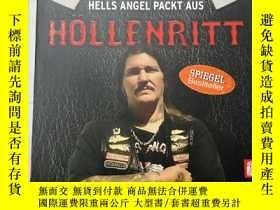 二手書博民逛書店Höllenritt罕見德文德語德國Y385290 Bad Boy Uli Ullstein ISBN:978