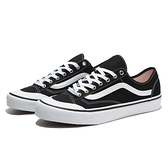 VANS 休閒鞋 板鞋 STYLE 36 DECON SF 黑白 帆布 基本 男女 (布魯克林) VN0A3MVLY28