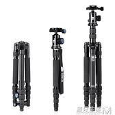 A1005單反照相機三腳架 微單攝影攝像便攜三角架手機自拍支架