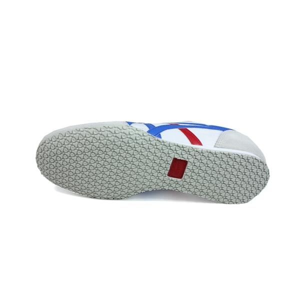 Onitsuka Tiger SERRANO 運動鞋 白/藍/紅 女鞋 1183B400-100 no323