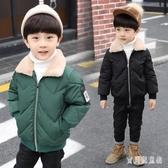 男童羽絨棉服2019新款冬裝棉衣洋氣小童冬季外套兒童裝潮 YN2873『寶貝兒童裝』