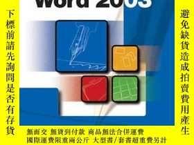 二手書博民逛書店Microsoft罕見Office Word 2003Y255562 Coulthard, Glen J.