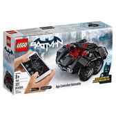 樂高積木LEGO 超級英雄系列 76112 蝙蝠俠 APP遙控蝙蝠車