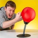減壓神器抗焦慮女生出氣發泄球辦公室客服學生緩解壓力的拳擊玩具 【端午節特惠】