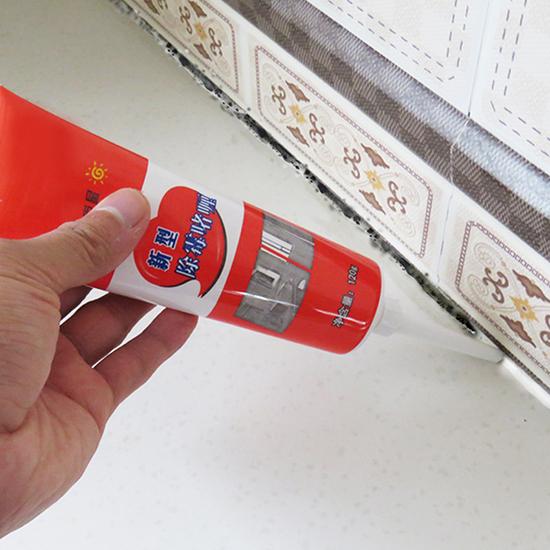 清潔劑 除黴劑 除霉劑 去黴劑 濃縮 漂白水 除黴 廚房 清潔 縫隙 瓷磚 新型除霉凝膠【J073】MY COLOR