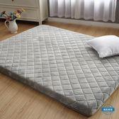 床墊防潮透氣床墊1.5m床1.8米床雙人床褥墊被可折疊褥子地鋪睡墊wy (七夕禮物)