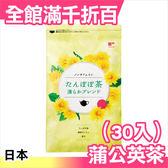 【小福部屋】日本製 蒲公英茶 茶包(30入)靜岡縣 無咖啡因 孕婦可用 茶包 飲品 【新品上架】
