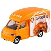 《 TOMICA 火柴盒小汽車 》TM091 CoCo壹番屋 餐車    /   JOYBUS玩具百貨
