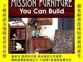 二手書博民逛書店Mission罕見Furniture You Can BuildY256260 Wagner, John D.