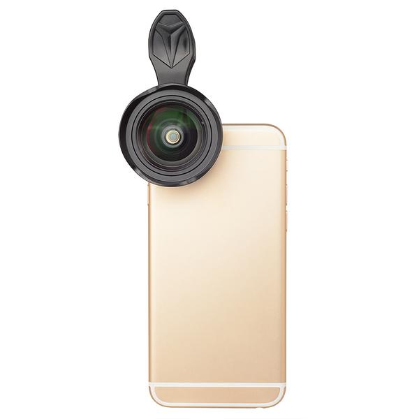 Apexel APL-15mm 手機廣角鏡 專業手機鏡頭 手機外掛鏡頭 手機外掛夾具【WitsPer智選家】