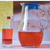 售完即止-耐熱冷水壺玻璃家用大容量耐高溫涼白開水杯大號果汁瓶冰水壺11-22(庫存清出S)