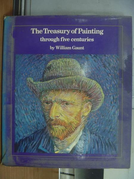 【書寶二手書T4/藝術_QBJ】The Treasury of Painting through five..