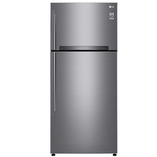 LG 525公升雙門冰箱GN-HL567SV