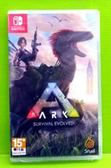 NS 方舟 生存進化 ARK Survival Evolved 亞版 中英文合版