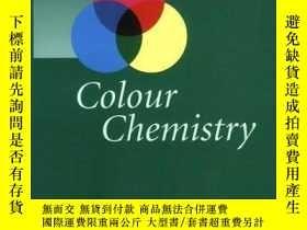 二手書博民逛書店Colour罕見Chemistry-顏色化學Y436638 Robert Christie Royal Soc