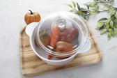 美國康寧【Corningware】 純白3.25L圓型康寧鍋 雙耳