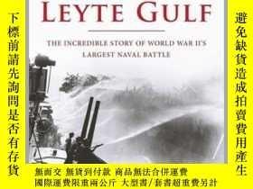 二手書博民逛書店The罕見Battle for Leyte GulfY410016 C. Vann Woodward Skyh