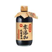 萬家香零添加純釀醬油450ml【愛買】