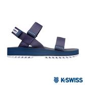 K-SWISS Pier時尚涼鞋-男女-藍