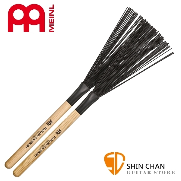 Meinl SB303 FIXED NYLON BRUSH 鼓刷【SB-303】