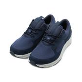 MIZUNO SKY SURF GORE-TEX 寬楦健走鞋 藍白 B1GE204314 男鞋