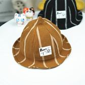 寶寶帽子男童漁夫帽女盆帽遮陽帽兒童【南風小舖】