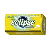 Eclipse 易口舒 無糖薄荷錠-沁新檸檬【屈臣氏】