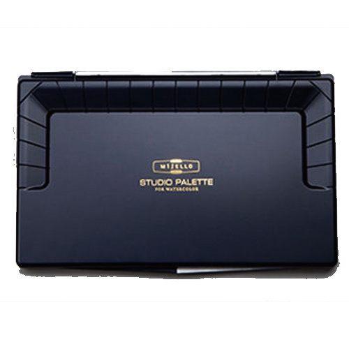 MIJELLO 美捷樂防彈玻璃製調色盤55格*MWP3055