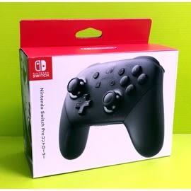 (公司貨)任天堂 Nintendo Switch PRO NS pro 手把 控制器 黑色