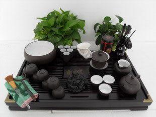 實木茶盤茶具套裝  特價