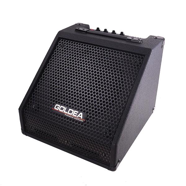 ★GOLDEA★GX-20G電子鼓專用音箱30W(高質感10吋同軸喇叭)~斜角造型