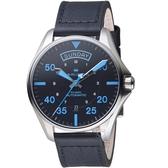 Hamilton漢米爾頓卡其航空系列Air Zermatt機械腕錶   H64625731 皮帶