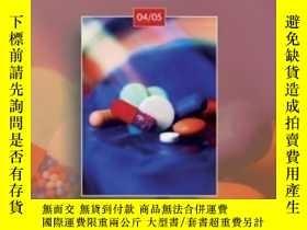 二手書博民逛書店Annual罕見Editions: Drugs Society And Behavior 04 05 (annua