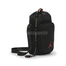 Nike 包包 Jordan 男女款 黑 束口 拉鍊 斜背包 肩背包 喬丹 小包【ACS】 JD2143010GS-001