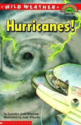 (二手書)Hello Reader Science Level 4: Wild Weather:Hu