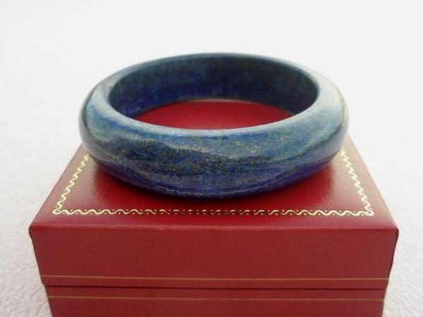 【歡喜心珠寶】【天然阿富汗青金石手鐲】手環19.3圍「附珠寶保証書」點點金光招財運,超低價